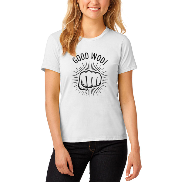 Good WOD Women's T-shirt