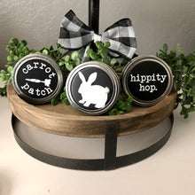 Spring Easter Tiered Tray Mini Signs