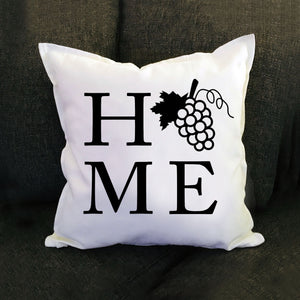 HOME Wine Grapes Pillow