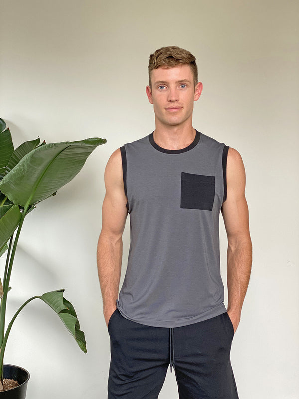 EVERYDAY CONTRAST TANK