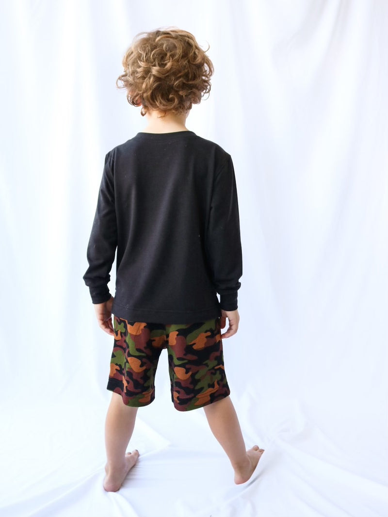 BOYS LONG SLEEVE EVERYDAY SHIRT