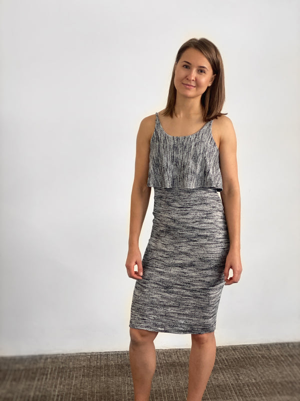 THE LONDON - WOMENS RIB DRESS