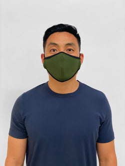 HUNTER GREEN - FACE MASK