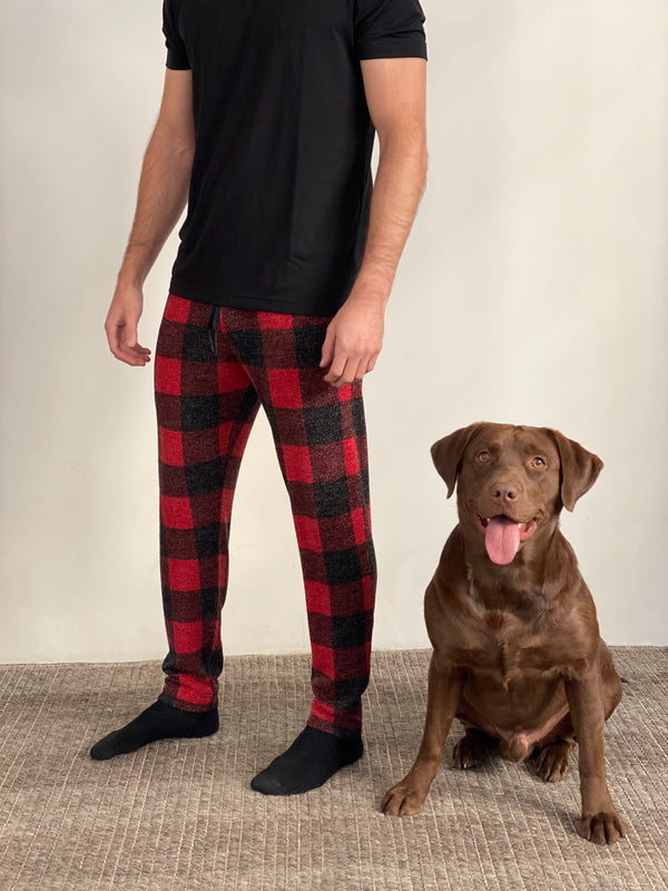 THE LUMBERJACK - MENS PANT