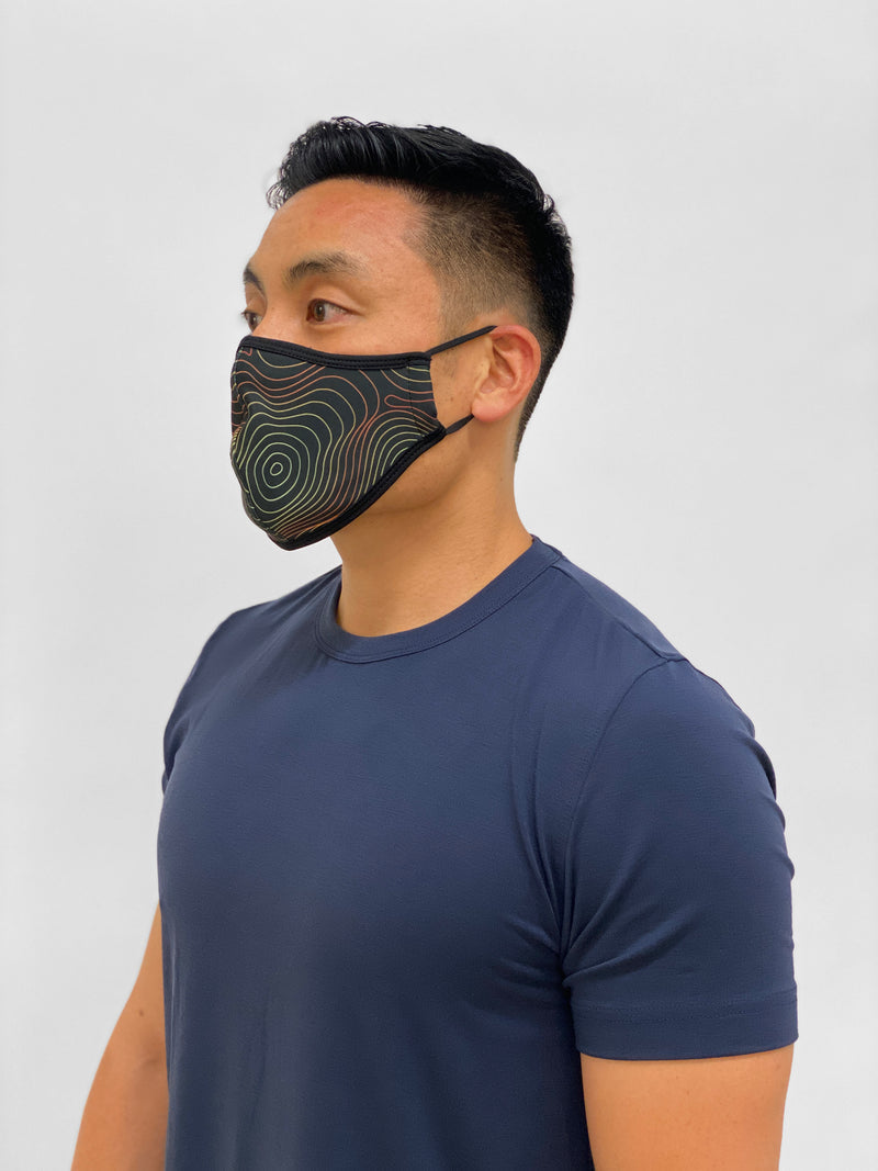 PRINT 007 - FACE MASK