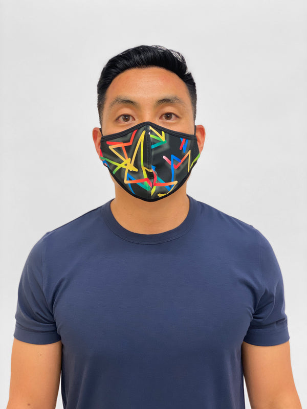 PRINT 008 - FACE MASK