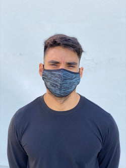 SKYLINE - FACE MASK