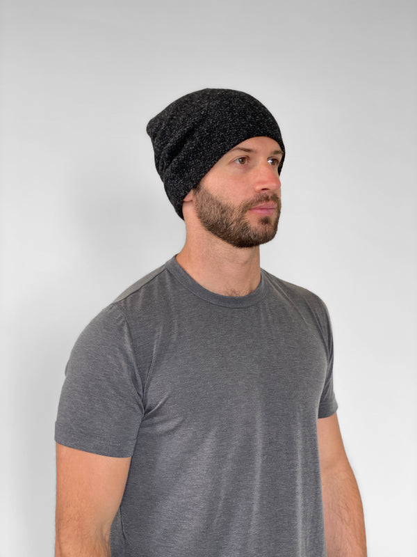 THE BLACK ROCK - BEANIE