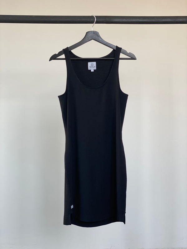 MATTE BLACK - WOMENS EVERYDAY DRESS