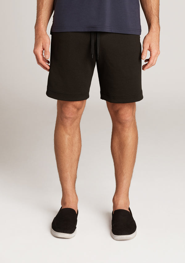 MATTE BLACK - MENS SHORT
