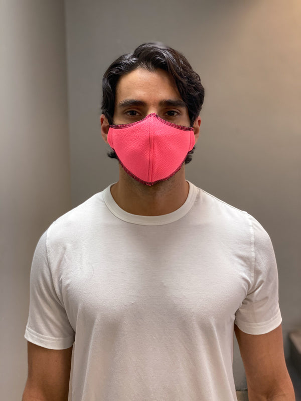 PINK - FACE MASK
