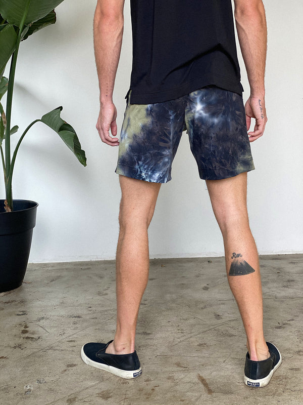 YOSEMITE TIE DYE - EVERYDAY SHORT