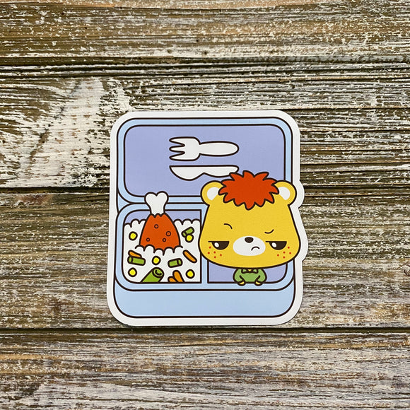 Hamimo Friends Vinyl Sticker Sheet Series I