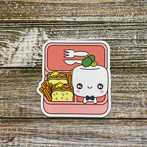 Hamimo Friends Vinyl Sticker Sheet Series II