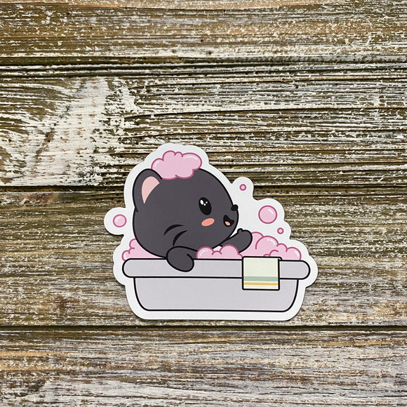 Bailey Hamimo Notepad (50 pages)