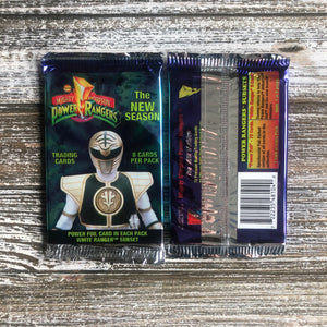 Mighty Morphin' Power Rangers Trading Cards