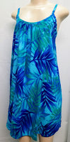 Ladies Lani Dress - Fern - Turquoise