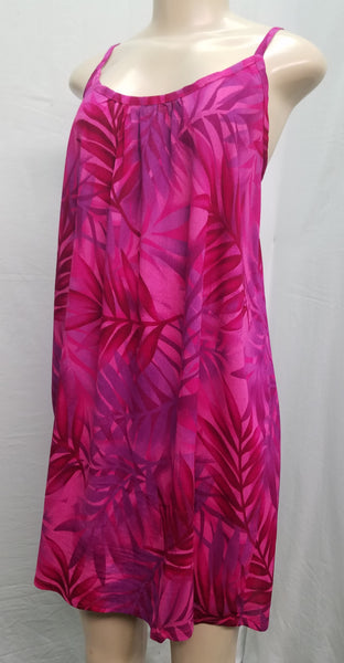 Ladies Lani Dress - Fern - Pink