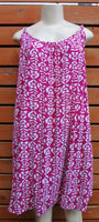 Ladies Lani Dress - In A Row - Pink