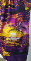 Ladies Leilani Dress - Sunset - Purple
