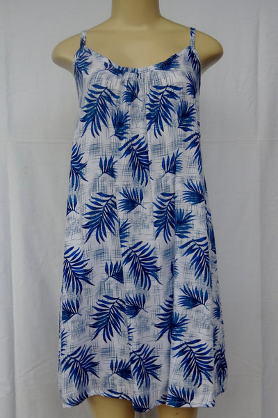 Ladies Leilani Dress - Kula - Navy