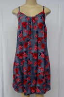 Ladies Leilani Dress - Waikapu - Gray