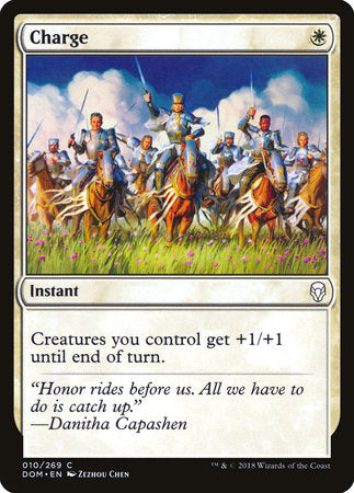 Charge [Dominaria] | Tabernacle Games