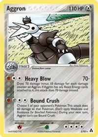 Aggron (2) [Legend Maker] | Tabernacle Games