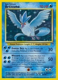 Articuno (2) [Legendary Collection] | Tabernacle Games