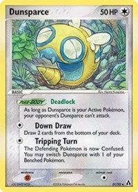 Dunsparce (31) [Legend Maker] | Tabernacle Games