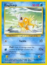 Magikarp (52) [Legendary Collection] | Tabernacle Games