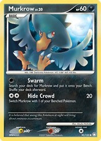 Murkrow (90) [Mysterious Treasures] | Tabernacle Games