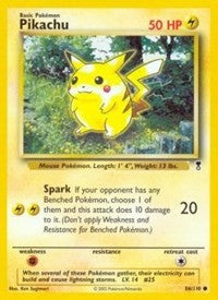 Pikachu (86) [Legendary Collection] | Tabernacle Games
