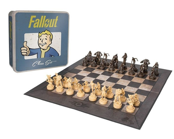 Fallout Chess | Tabernacle Games