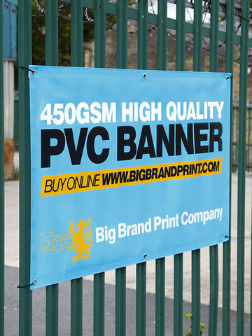 High Quality Banner - 450gsm