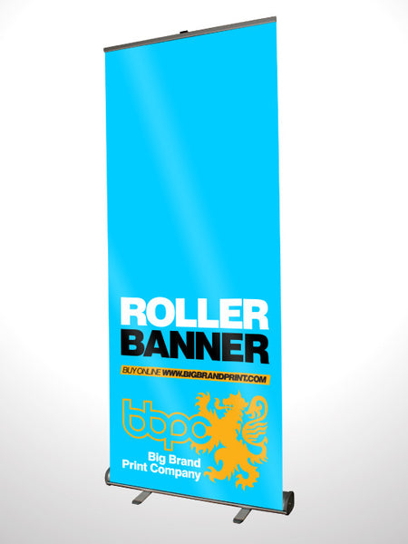 Roller Banner The Big Brand Print Company
