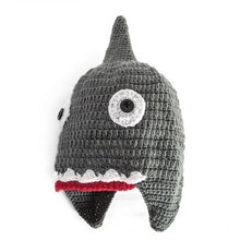 Load image into Gallery viewer, Small Shark Hat