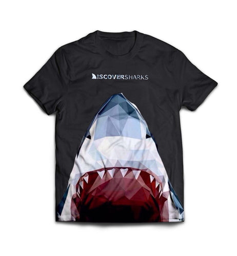Black Sharky T-shirt