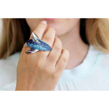 Load image into Gallery viewer, Shark ring
