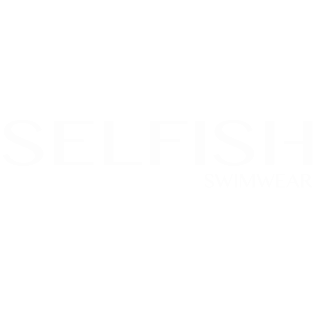 Selfish swimwear