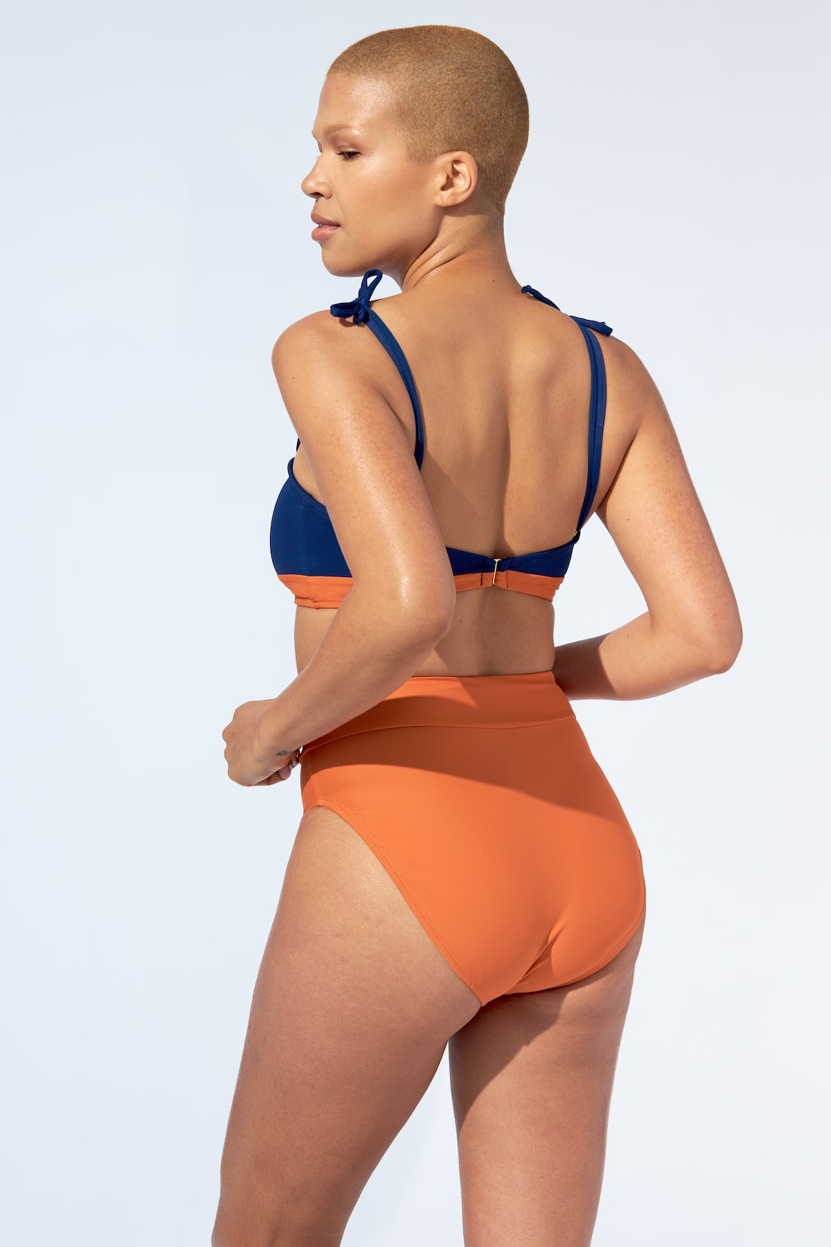 ANALIE – Bikini bottom in orange