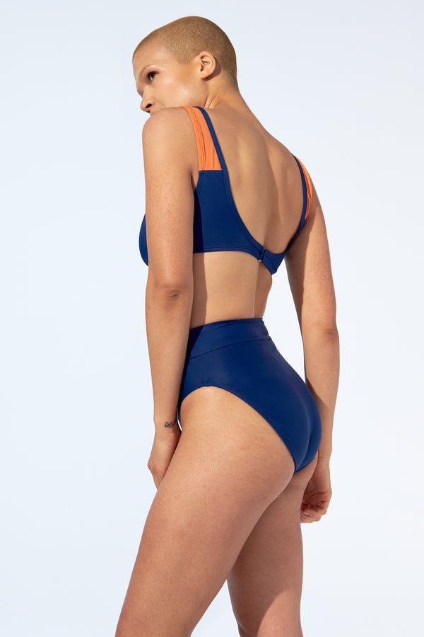 ANALIE – Bikini bottom in night blue