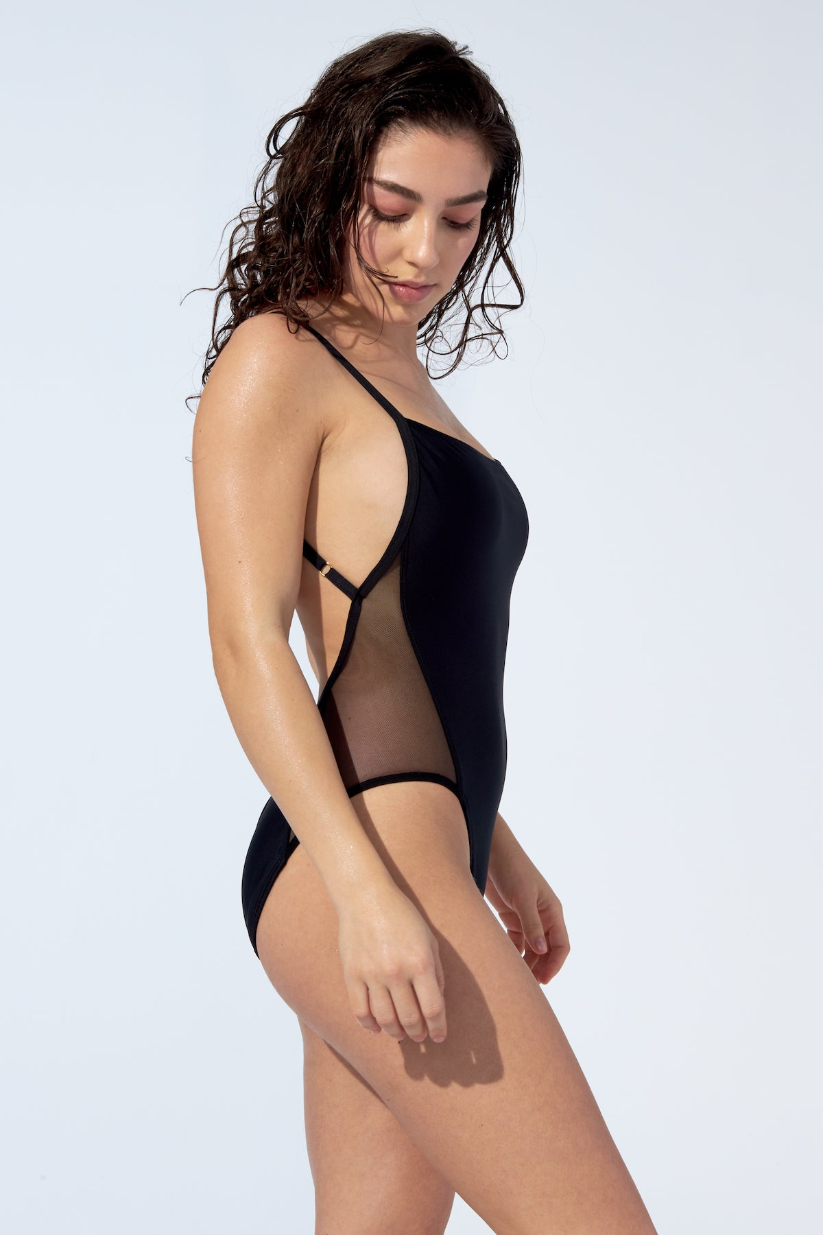 GISÈLE – One piece in Black