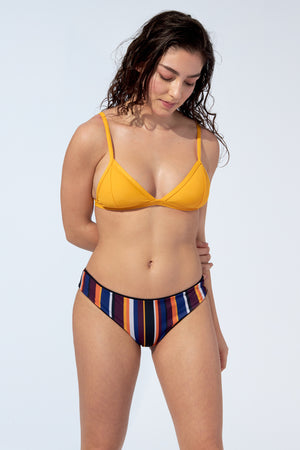 PÉNÉLOPE – Top in Yellow