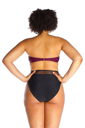 ANALIE – Bikini bottom in Black
