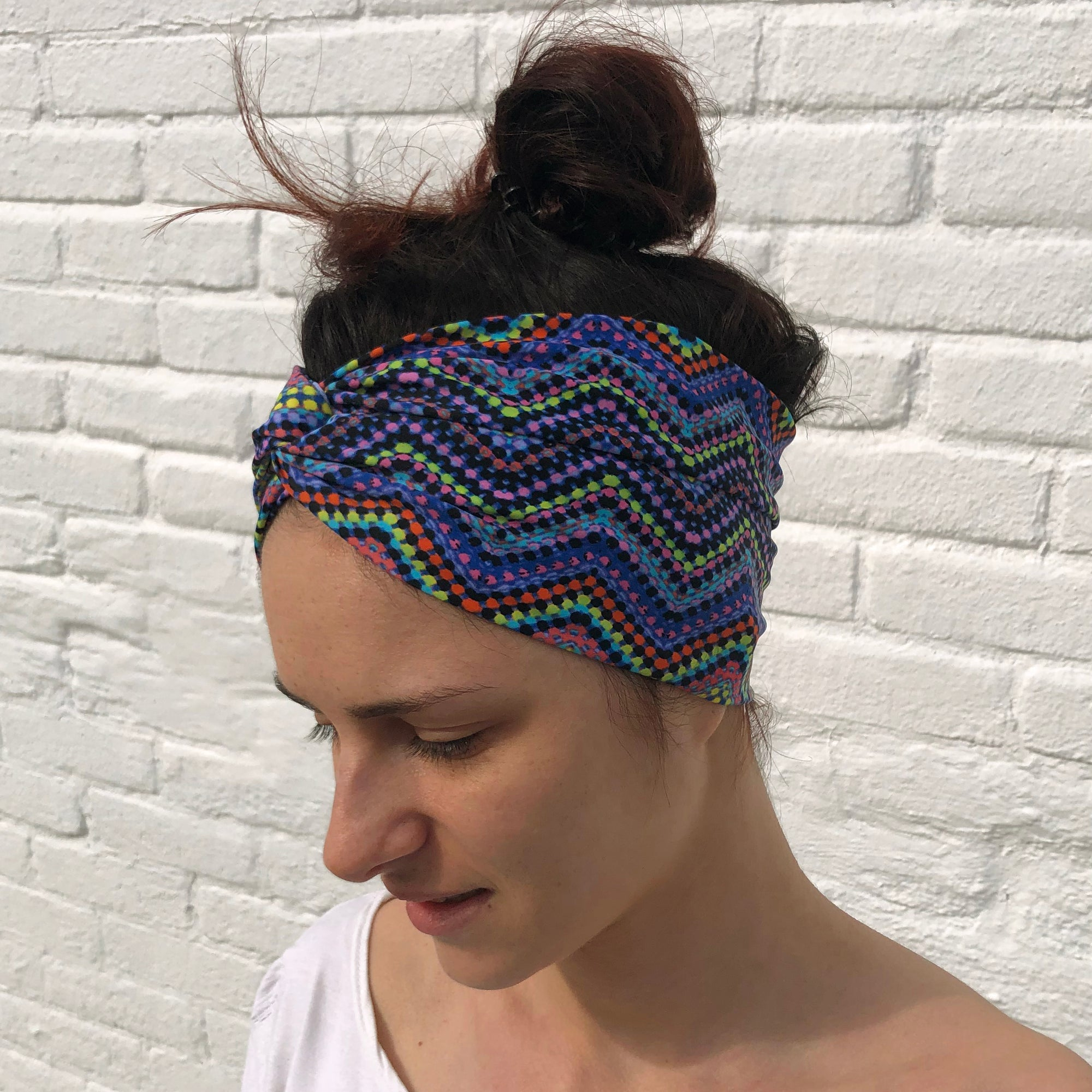 Twisted headband - Multicolours