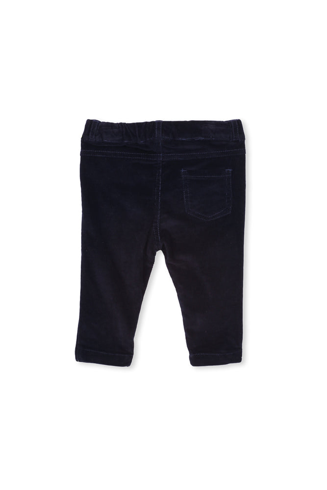 Load image into Gallery viewer, CORD PANT - NAVY