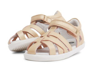 Bobux - Tropicana Closed Sandal - Gold