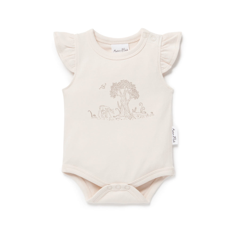 Load image into Gallery viewer, TREE OF LIFE ONESIE - BLUSH
