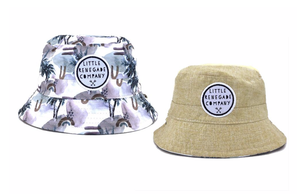 Load image into Gallery viewer, HAVEN REVERSIBLE BUCKET HAT